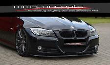 CUP Spoilerlippe 3er BMW E90 E91 ab Bj. 08 Front Schwert Splitter Lippe IN