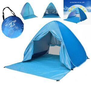 Sun Shelter UV Pop Up Awning Tent Home Garden Festival Camping Beach Sun Shade