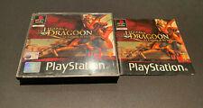 The Legend of Dragoon PS1 Play Station Playstation PAL ESPAÑOL