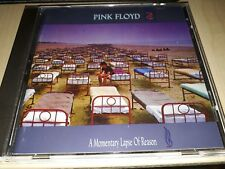 Pink Floyd - A Momentary Lapse of Reason (1987) - CD - David Gilmour - UK -