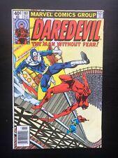 Marvel Daredevil #161 with Bullseye, Black Widow and Hawkeye Oct 79'