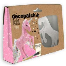 Decopatch Decoupage Mini Kit - Unicorn