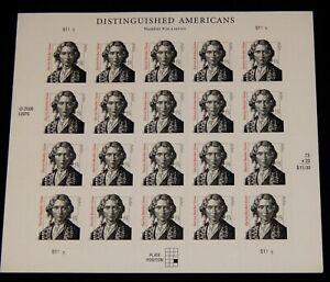 Vintage Stamp Sheet,2006 UNITED STATES,HARRIET BEECHER STOWE,Author,Abolitionist