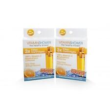 Vitamin Shower Filter Cartridges (Vsrc 3-Long)