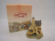 """David Winter Cottages """"Tamar Cottage"""" West Country Collection 1986 Vgc in Box"""
