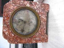 ancien réveil  zénith en marbre