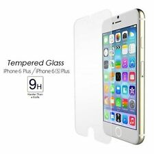 100 Genuine Tempered Glass Film Screen Protector for Apple iPhone 6 Plus 6s Plu