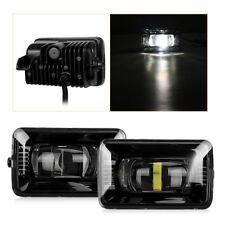 For Ford F-150 Fog lights 2015-17  Black Led Fog Lamp 6000K