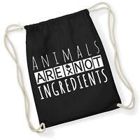 Planet Saver - ANNI Organic Turnbeutel - 100% Bio Baumwolle - Vegan Fashion