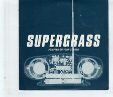 (HK901) Supergrass, Pumping On Your Stereo - 1999 DJ CD