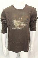 Men's Calvin Klein Jeans Tshirt Classic Fit   Large NWOT Long  Sleeve