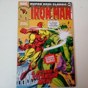 Fumetto Iron Man 6 - 49 Panini Marvel Il Ritorno di Titanium Man! 2018 Nuovo