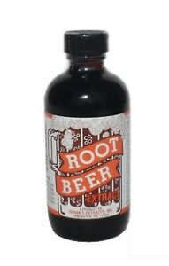 Shanks 4 oz ROOT BEER EXTRACT Glass Bottle Concentrate - Make Homemade Soda Pop