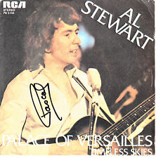 """7"""" 45 TOURS FRANCE AL STEWART """"Palace Of Versailles / Timeless Skies"""" 1979"""