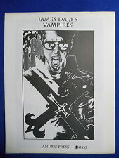 ~~ JAMES DALYS VAMPIRES PORTFOLIO  ~ 1993 ~ ANUBIS PRESS ~~