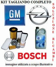 KIT Tagliando filtri + olio Opel ASTRA H 1.7 CDTi