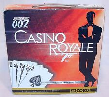 Corgi Toys 1:36 CASINO ROYALE JAMES BOND 007 2 CAR COLLECTION SET #99193 MISB`06