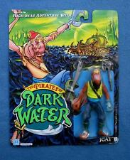 JOAT THE PIRATES OF  DARK WATER FIGURE HASBRO 1990 DARKWATER