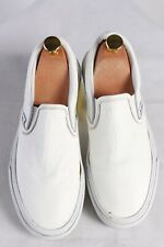 Vintage Vans Trainer Sports Clasical Shoes Unisex US 6,5 White S682
