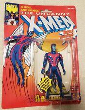 New listing Toybiz X-Men Series Archangel Figure 1991 New In Box