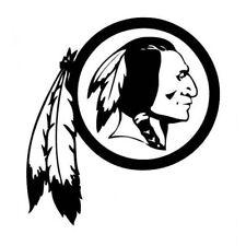 Washington Redskins Logo Car Window Truck Laptop Die Cut Vinyl Decal Sticker