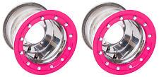 TRX 450r 400ex 300ex  Rear Wheels  Beadlock  9x8 3+5 4/110  Alba Racing  PK