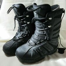 Sims Raider Liner Snowboard Boots Men's Us 9 Eur 42 Nice Condition