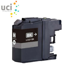 Black Ink Catridge UCI® fit Brother LC3211 DCP-J772DW J774DW MFC-J890DW J895DW