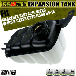 Coolant Expansion Tank for Mercedes Benz W220 W463 C215 S-CLASS G320 G500 99-18