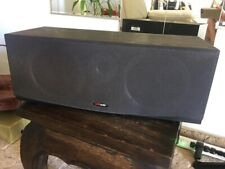 Polk Audio Speaker System -100 Watts! Powerful And In Mint Condition.