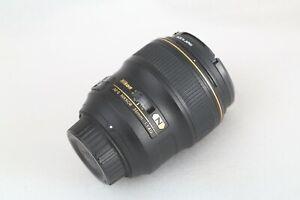 Nikon AF-S 35mm F1.4 G Nano Crystal coat lens