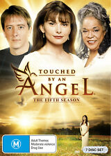 Touched by an Angel - Season 5 DVD [New/Sealed] Region 4
