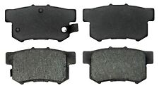 Brand NEW Rear Disc Brake Pad Set ACDelco 14D537CHF1