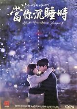 WHILE YOU WERE SLEEPING 2017 DVD KOREAN TV (1-16) WITH ENGLISH SUB (ALL REGION)