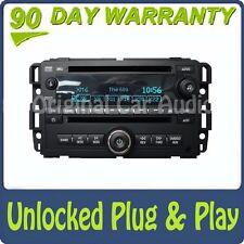 UNLOCKED GMC Chevrolet Radio CD DVD Disc Player USB Port OEM Stereo Receiver