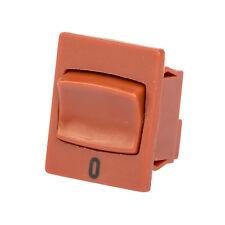 Ricambi Vorwerk Folletto Interruttore Arancione bipolare manico Vk120-121-122