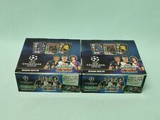 Topps Match Attax Champions League 2019/2020 2 x Display / 60 Booster 19/20