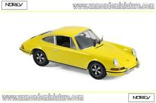 Porche 911 S 2.4 de 1973 Lemon Yellow NOREV - NO 750056 - Echelle 1/43