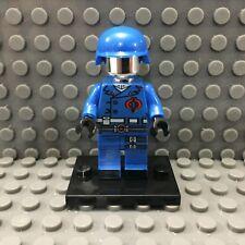 Cobra Commander Custom Minifigure G.I. Joe Minifigures