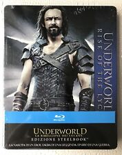 Underworld: Rise of the Lycans (Steelbook, Blu-ray 2009, 2-Disc Set) Mint Sealed