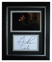 Gianni Russo Signed 10x8 Framed Photo Autograph Display Godfather Film COA