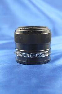 Sony SEL35F18 1.8/35 Camera Lens