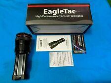 EagleTac M3C4 Flashlight XM-L T6 Led -Twist Ring Control- Searchlight 1200 Lumen