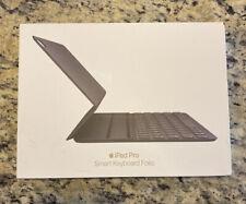 Apple Smart Keyboard Folio Case for 11-inch iPad Pro (3rd Generation), Black...