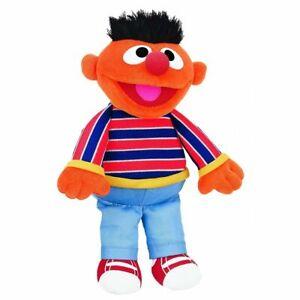 Ernie Soft Toy Sesame Street Plush Doll Gund Stuffed Toy