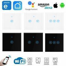 Smart Home Touch Schalter lichtschalter WiFi APP Steuerung Alexa echo Google W/B