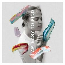 The National - I Am Easy To Find / 2-LP / Clear Vinyl / lim. Edition