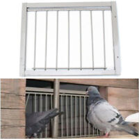 30x26cm Wires Bars On Frame Racing Pigeon Entrance Fantail Loft Bird Supplies