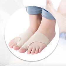 Hallux Valgus Toe Foot Protector Corrector Bunion Pads Cushion Feet Pain Relief