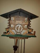Edelweiss Lador Switzerland 2866 cuckoo clock